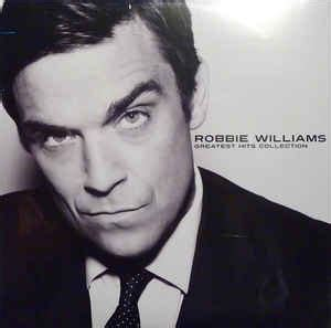 best of robbie williams robbie williams greatest hits collection cd at discogs