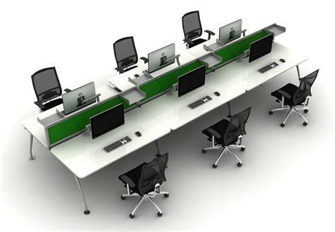 Modern Bench Design Vega Desk Vega Desking Genesys
