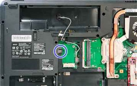 resetting xbox battery removing the optical drive module acer aspire 8730 8730z
