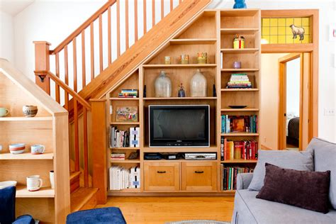 what makes a family families are built in many different ways books wood stair railing family room eclectic with built in