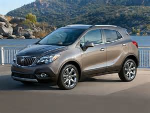 2014 Buick Suv 2014 Buick Encore Price Photos Reviews Features