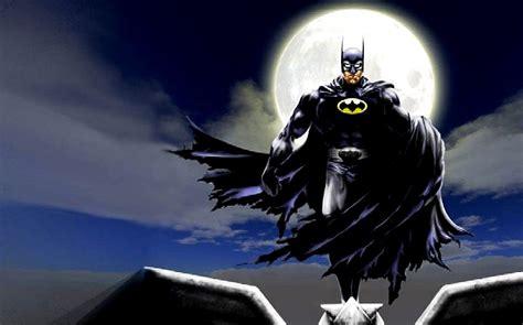 wallpaper batman kartun gambar kartun batman