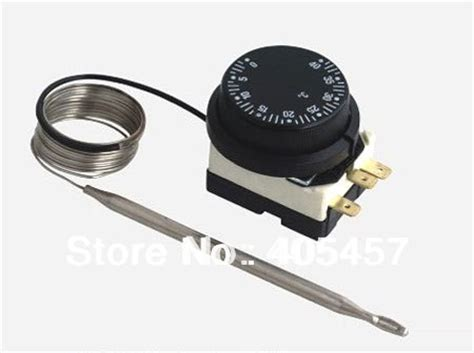 0 40c Temperature Switch Capillary Thermostat aliexpress buy 0 to 40 degrees celsius thermostat 3
