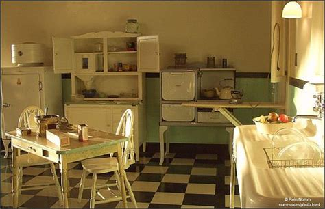kitchen in a day kitchen late in the day 1910 1920 s kitchens pinterest