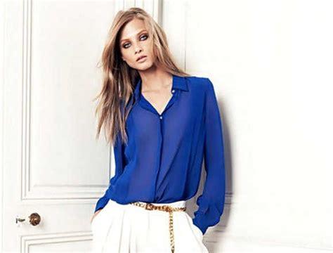 blusa mujer le vertige primavera verano 2013 002 car interior design tendencia en colores primavera verano 2013 161 combina el