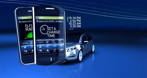 Onstar Unlock Doors by The Chevy Volt Onstar App With Gm Authority