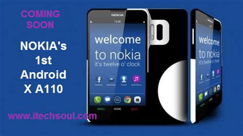 nokias first android phone priced at 110 in vietnam liliputing nokia x a110 the first android phone is coming soon to os