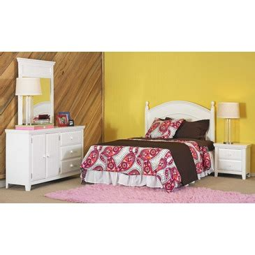 bed in a box retailers powell wendy full bed in a box beyond stores