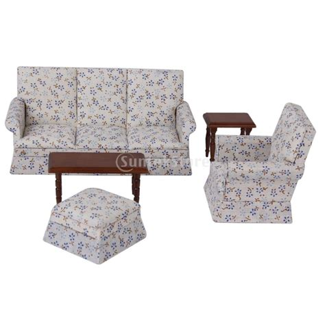 sofa and end table set new arrivals 2015 dollhouse miniature furniture sofa end