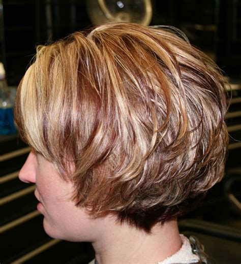 short bob hairstyles for women front and back hairstly short cut for women from back view short layered