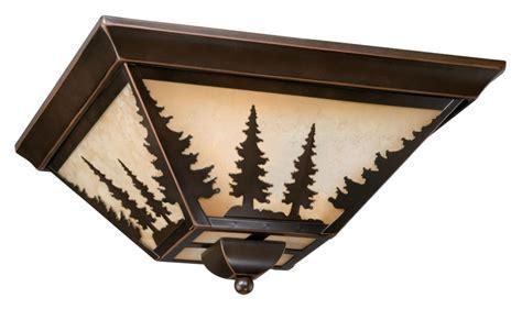 Vaxcel Cc55514bbz Yosemite Rustic Burnished Bronze Finish Rustic Ceiling Light Fixture