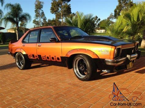 Orange Interior Paint Torana Slr 5000 In Badgerys Creek Nsw