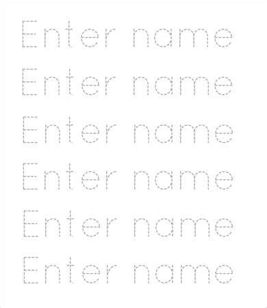 printable tracing of names free printable traceable name worksheets wiildcreative