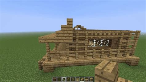Construire Une Maison Minecraft 2701 by Minecraft Comment Construire Une Maison En Bois