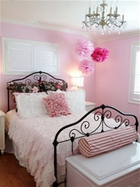 brown and pink bedroom girls brown and pink bedroom