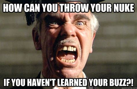 Disc Golf Memes - how can you throw your nuke if you haven t learned your