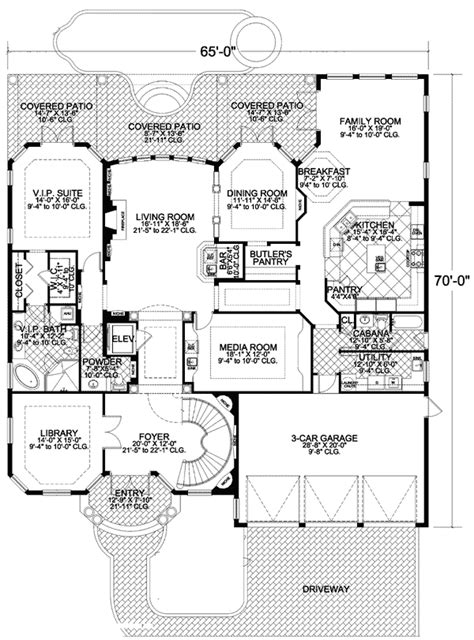 luxury master suite floor plans luxurious master suite 32062aa architectural designs