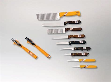 p i fruits ltd deluxe fruit and vegetable carving knife set by kiwi and