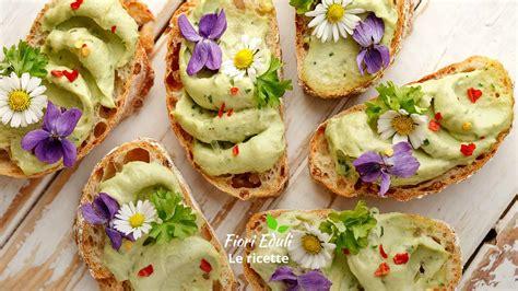 ricette con fiori commestibili fiori commestibili freschi di stagione acquista