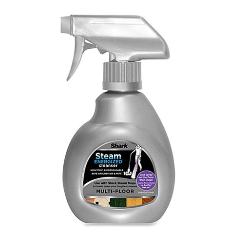 bed bath and beyond steam cleaner shark 174 steam energized 10 ounce multi floor cleanser bed