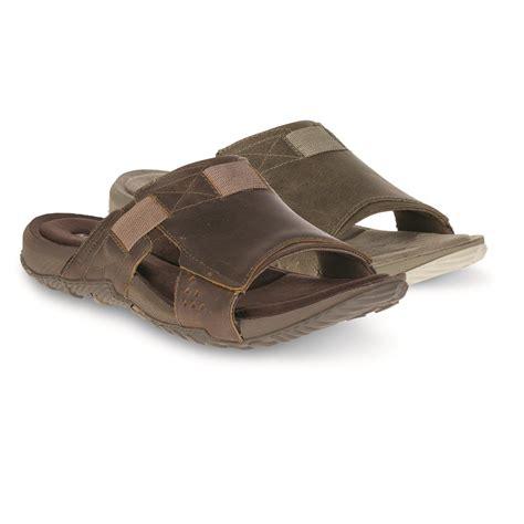 merrell s terrant slide sandals 690265 sandals