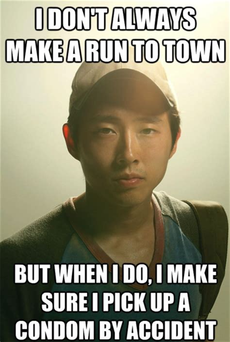 Glenn Meme - the 30 best walking dead memes tv galleries paste