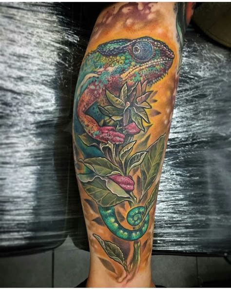 tattoo session 17 best ideas about chameleon on