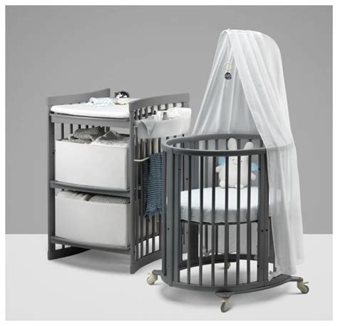 Convertible Mini Crib Mini Crib Changer Combo Orbelle Mini Mini Cribs With Changing Table