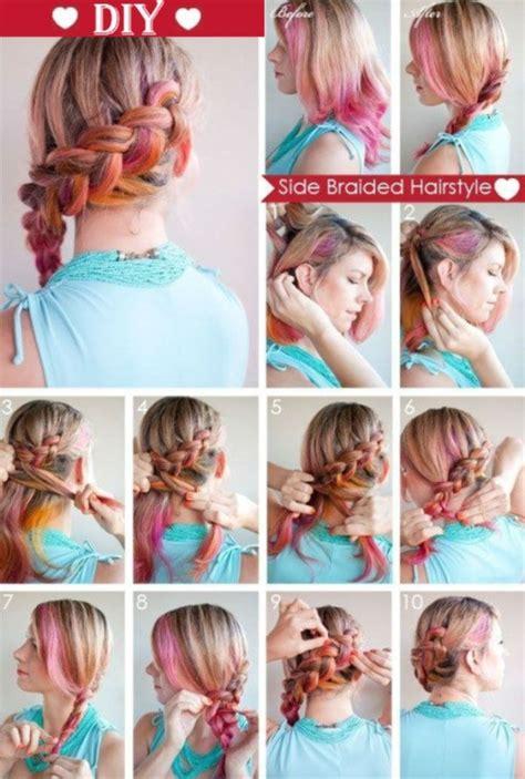 Diy Medium 101 easy diy hairstyles for medium and hair to snatch