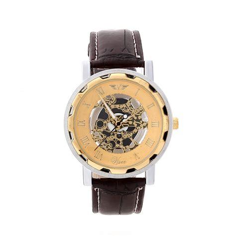 new 2016 luxury brand quartz watches skeleton watches