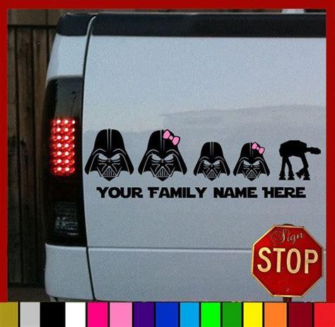 Autoaufkleber Baby Star Wars by 13 Besten Car Stickers Bilder Auf Pinterest