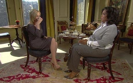 oprah winfrey jk rowling interview jk rowling on the oprah winfrey show in edinburgh abc us