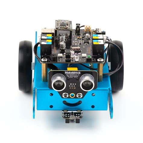 mbot for makers conceive construct and code your own robots at home or in the classroom books makeblock mbot educational robot kit makerdemy
