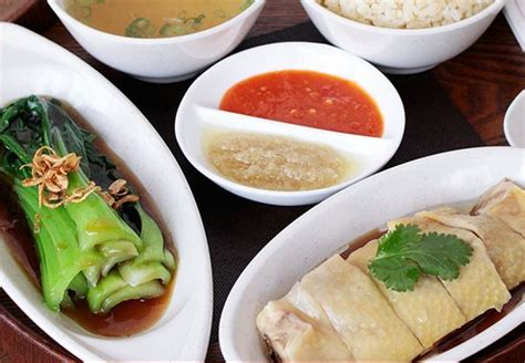 seafood house savory boiled chicken and hainan rice picture of seafood house kuta tripadvisor