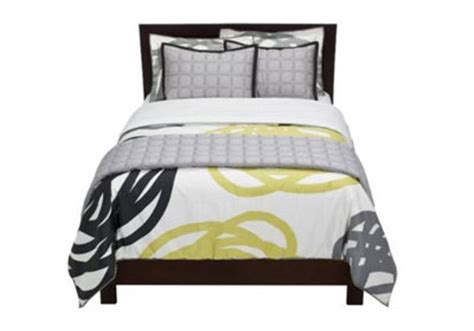 graphic comforters in depth sophisticated dorm room design