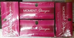 Glucogen Ori Per Box Isi 25 Sachet moment glucogen ori 100 hanya 750rb ibuhamil