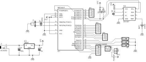 membuat jam digital dengan avr membuat jam digital rtc 7segment bascom avr