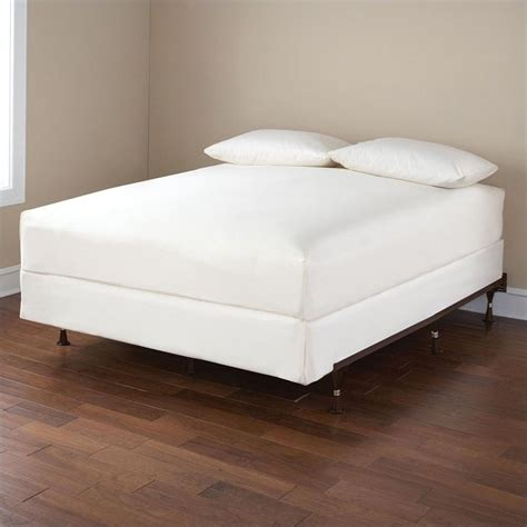 adjustable bed frame queen signature sleep queen king metal adjustable bed frame