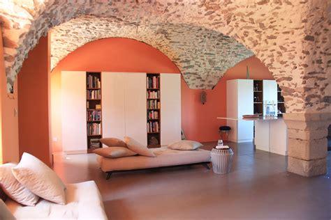 Salon Gris Et Orange by Salon Orange Et Gris Idees De Dcoration