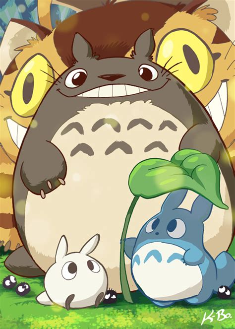 Totoro L by Every Kid Should One If You T Seen Totoro Do
