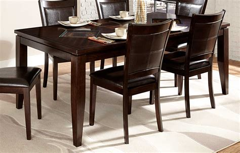 Dining Room Chairs Black Legs Oak Dining Chairs With Black Leather Seat Get The Look