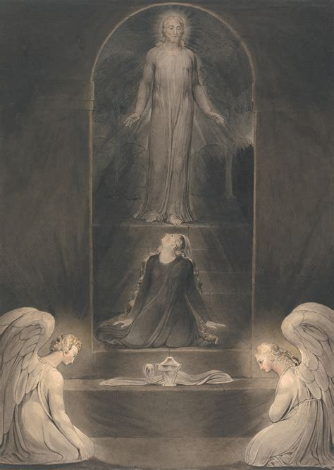 jesus resurrection tattoo image of the month william blake mary magdalen at the