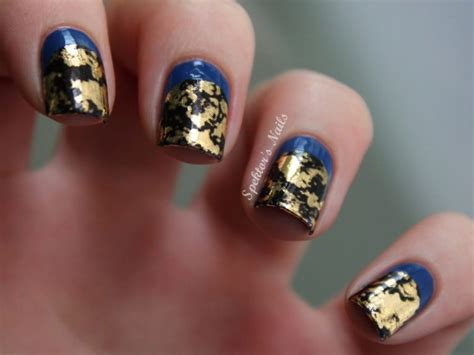 easy nail art using glitter 100 cute and easy glitter nail designs ideas to rock this