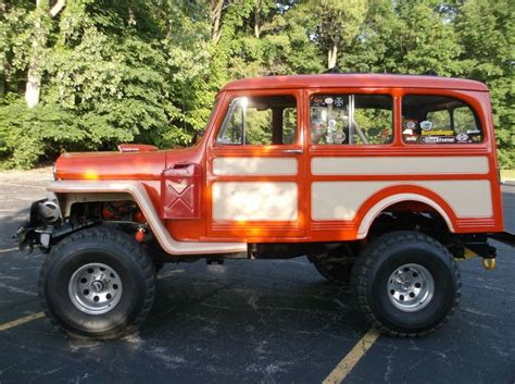 jeep station wagon lifted 245 best images about willys on pinterest