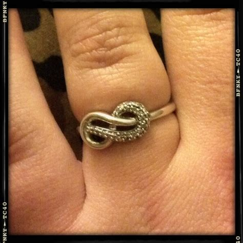 promise ring from boyfriend