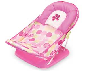 Baby Bathtub Ring Seat Chair Summer Infant Deluxe Baby Bather Circle Daisy Bn Ebay