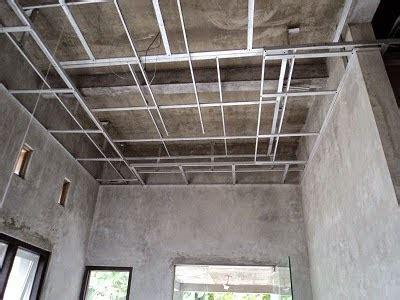 Jasa Pekerjaan Plafon Gipsum gipsum jakarta max interior jakarta