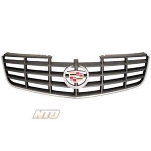 Cadillac Front Grill Emblem Cadillac Dts Grill Emblem Ebay