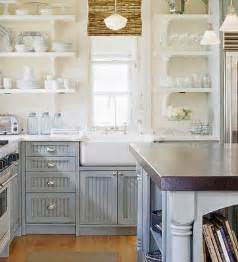 blue gray cabinets design ideas