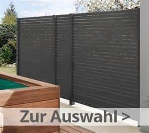Sichtschutzzaun Gartenzaun Online Kaufen Bei Zaun Profi De